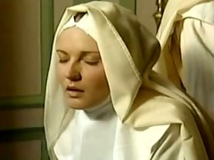 sisters are faithful to the priest
