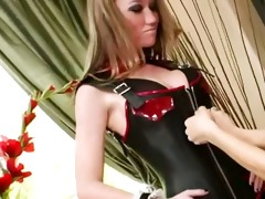 the sexiest arsehole lesbo women dildoing