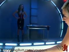 all anal domination and sci-fi latex beauties.