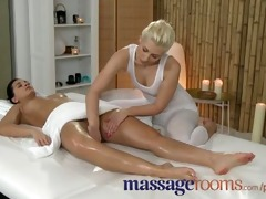 massage rooms lesbos with consummate bodies have