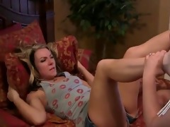 two lesbian worship marvelous princess feet