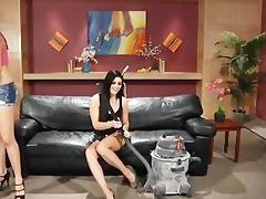 andy san dimas, jelena jensen - titty cleaning