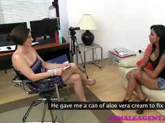 femaleagent hd whoppers to die for