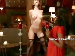 dark breasty lezdom domina sex