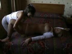 lesbians in hotel room lesbo scene