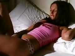 lesbo voyeur masturbates