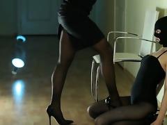 secret honeys smokin belt on sex toy