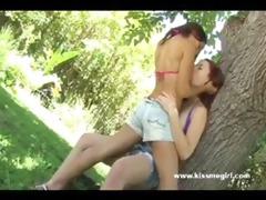 alexandra ivy & ann marie rios in the park