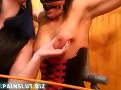 breasty male villein acquires slapped