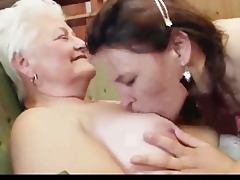 granny teaching how to be lesbo 8