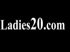 insane lesbs in nylon suits having sex
