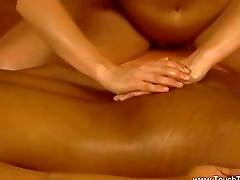 lesbo massage that is reaches and relaxes