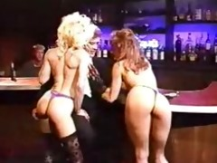 erotic dancer in trouble