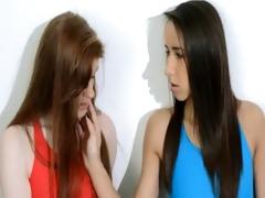 hirsute lesbos in nylon underware loving