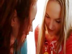 st lesbo love and wet crack fingering
