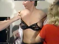three nurse plunge in lesbo fuckfest