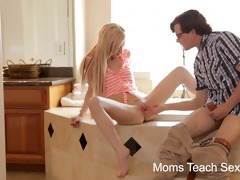 mammas educate sex - he is lastly receives to