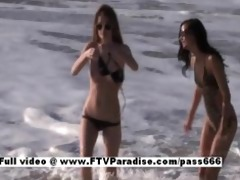 faye and larysa a matter of joke lesbian babes