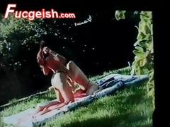lesbos receive lustful in the gerden episode