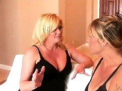 breasty milfs, ginger lynn and debi diamond are