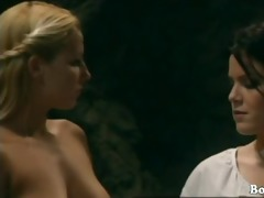 demons claw - lesbo heartless woman seduction and