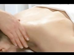 coarse lesbo massage