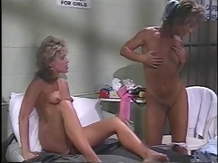 sexy lesbo blondes go lesbo in hospital