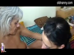 see slutty aged lesbo sex with a younger hotty
