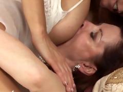 lesbo brides magdalene &; nicole moore jk2149
