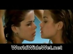 denise richards lesbo sex tape scene