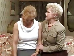 milf and granny lesbos