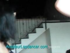 gothic lesbian babes lapdance on lustful guy