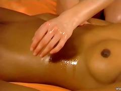 lesbo massage teaching