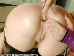 the rosebud squirting dp session