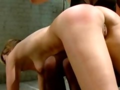 m madeline punished and drilled then hazed in as