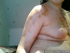 plump emo lesbian babes have pleasure exposed